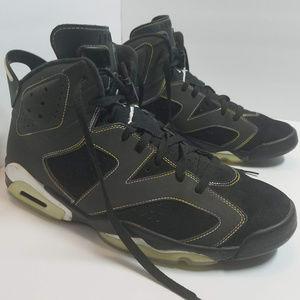 2009 Jordan 6 Lakers